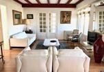 Location vacances Ciboure - Ciboure - Maison de charme 10 personnes avec vue sur la Nivelle-4