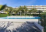Location vacances Mandelieu-la-Napoule - Appartement confortable dans résidence de standing avec piscine-4