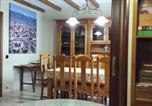 Location vacances Santo Domingo de Pirón - Casa Rural Las Tuyas en Segovia-3