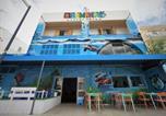 Hôtel Ibiza - Hostal Giramundo-3