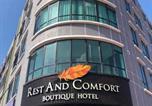 Hôtel Kuala Terengganu - Rest And Comfort Boutique Hotel-1