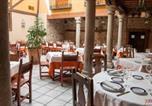 Hôtel Avila - Hotel Las Cancelas-3