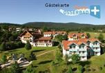 Location vacances Arrach - Ferienwohnung Osserglück-1