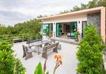 Location vacances Pa Khlok - Tropical Pool Villa l King-beds Garage Gym Beach-4