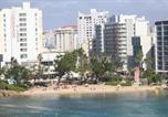 Hôtel Porto Rico - Condado Lagoon Villa Apt-2