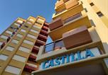 Hôtel Villa Gesell - Hotel Castilla-2