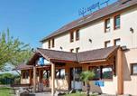Hôtel Vourles - Hotel Ibis Budget Lyon Sud Saint-Fons A7-1