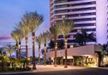Hôtel Santa Ana - Irvine Marriott-1