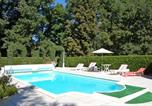 Location vacances Futuroscope - Lencloitre Villa Sleeps 12 Pool Wifi-1