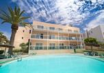 Hôtel Sant Josep de sa Talaia - Aparthotel Club Maritim-1