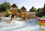 Camping avec Piscine Balazuc - Camping Les Coudoulets-3
