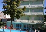 Location vacances Rimini - Comfy Apartment near Rimini Adriatic Coast with a Sea View-1