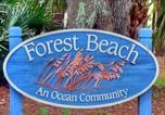 Location vacances Hilton Head Island - 1 H Beachwood Place Home-4