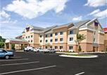 Hôtel Wytheville - Fairfield Inn & Suites Wytheville-2