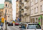 Location vacances Poznań - Poznan City Center Apartments by Renters-2