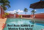 Hôtel Mackay - Mackay Rose Motel-4