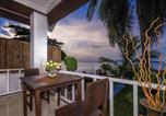 Location vacances Bo Phut - 2 Bedroom Beach Front Villa - on Beautiful Bangrak Beach-4