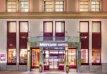 Hôtel Vienne - Mercure Wien Zentrum-1