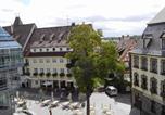 Hôtel Ulm - Hotel am Rathaus - Hotel Reblaus-4