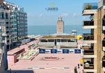Location vacances Knokke-Heist - Knus appartement met 2 grote zonnige terrassen-1