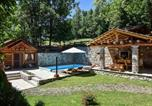 Location vacances Donji Lapac - Luxurious Chalet in Bruvno with Pool-4