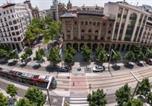Location vacances Saragosse - Fransisco Vitoria Citycentre-4