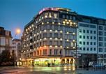 Hôtel Luxembourg - Grand Hotel Cravat-1