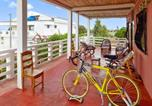 Location vacances  Madagascar - Apartment with 2 bedrooms in Mahajanga with wonderful sea view and furnished terrace-3