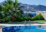Hôtel Yalıkavak - Platinum Beach Apartments-1