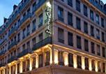Hôtel Lyon - Globe Et Cecil-2
