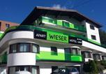 Hôtel Sölden - Apart Hotel Garni Wieser-1