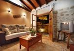 Location vacances Cretas - Apartamentos Santa Agueda-1