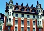 Hôtel Morbecque - Le Vieux Beffroi-3