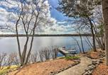 Location vacances Walker - Brainerd Lakes Cabin on 2-Acres with Dock and Fire Pit-1