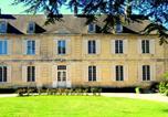Hôtel Fleury-sur-Orne - Bed & Breakfast Chateau Les Cèdres-1