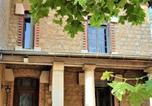 Hôtel Saint-Chinian - La Roseraie-1