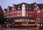 Hôtel Butjadingen - Hotel Am Markt Nordenham-1
