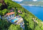 Location vacances Viggiù - Luxury villa with Panoramic view in Lugano-3