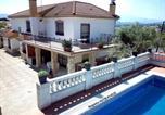 Location vacances Hostalric - Villa Carrer Turó de l'Home-2