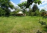 Camping  Acceptant les animaux Allemagne - Naturcamp Ragösen/Fläming-1
