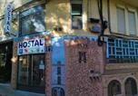 Location vacances Cáceres - Hostal La Rosa-4