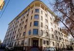 Hôtel Ouzbékistan - Navruz Hotel Tashkent
