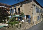 Hôtel Pouzols-Minervois - Logement Onze Chambres & Gîtes-2