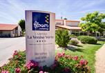 Camping avec Quartiers VIP / Premium Poitou-Charentes - Flower Camping La Venise Verte-1