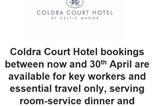 Hôtel Newport - Coldra Court Hotel by Celtic Manor-2