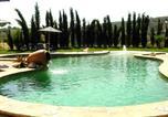 Villages vacances Benidorm - Casa Rural Masia El Pinet-2