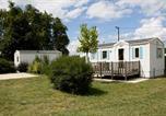 Camping avec Piscine couverte / chauffée Nages - Camping De La Lauze-2