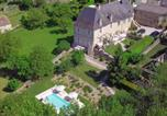 Location vacances  Dordogne - Chambre d'hôtes Au jardin de la Bachellerie-1