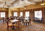 Hôtel Granbury - Comfort Suites Benbrook-2