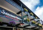 Hôtel Oppenau - Schwanen Resort-1
